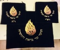 Matching Talis and Tefilin Bags - Haesh Sheli