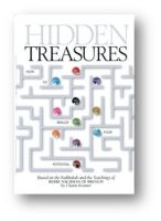 Hidden Treasures - paperback