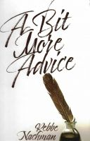 A Bit More Advice - Reb Shimshon Barski